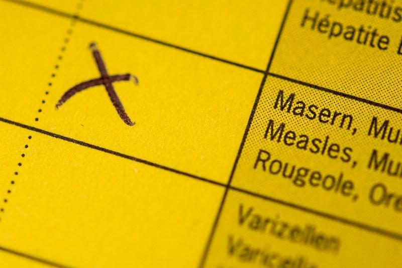 WHO-Report: Masernfälle massiv gestiegen