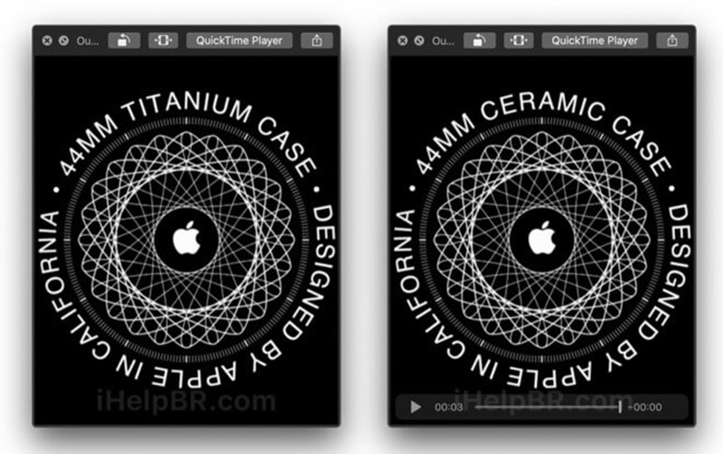 Neue Apple Watches offenbar mit Keramik- und Titanium-Gehäuse