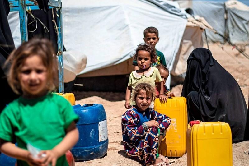 Deutschland holt vier Kinder von IS-Anhängern zurück