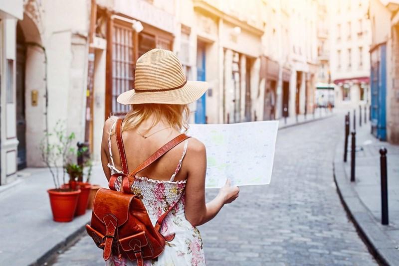 Die besten und die schlimmsten Länder für alleinreisende Frauen