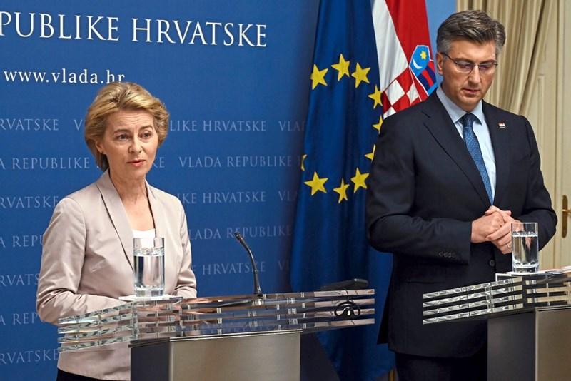Kroatien nominiert EU-Abgeordnete Dubravka Suica als EU-Kommissarin