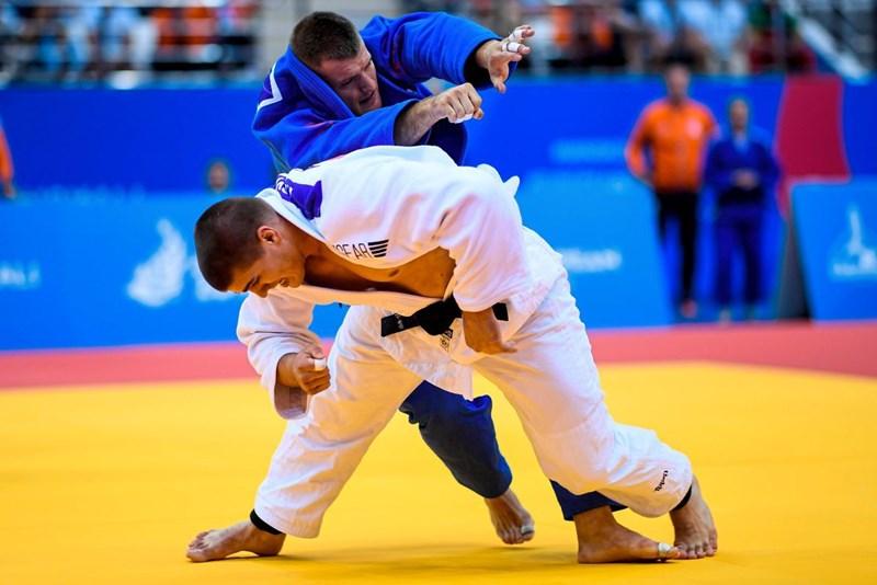 Judo-WM: Hegyis Hunger und die Speise der Sieger