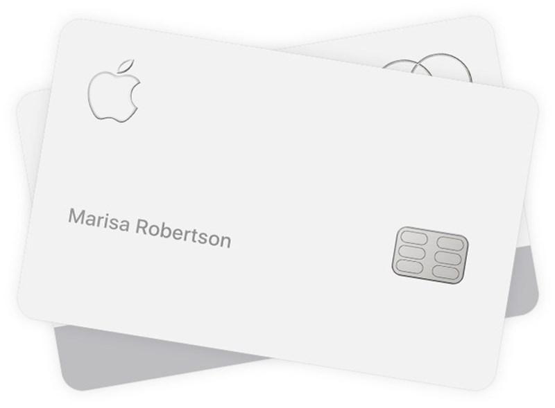 """Apples Kreditkarte: """"Bitte nicht in Nähe von Leder oder Jeansstoff unterbringen"""""""