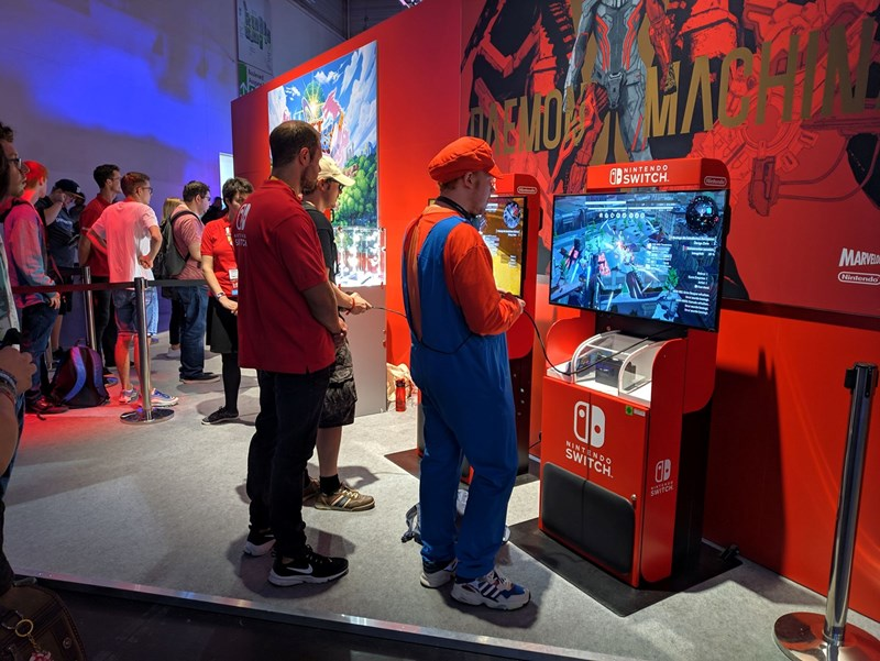 Gamescom hat heuer noch etwas mehr Besucher angezogen