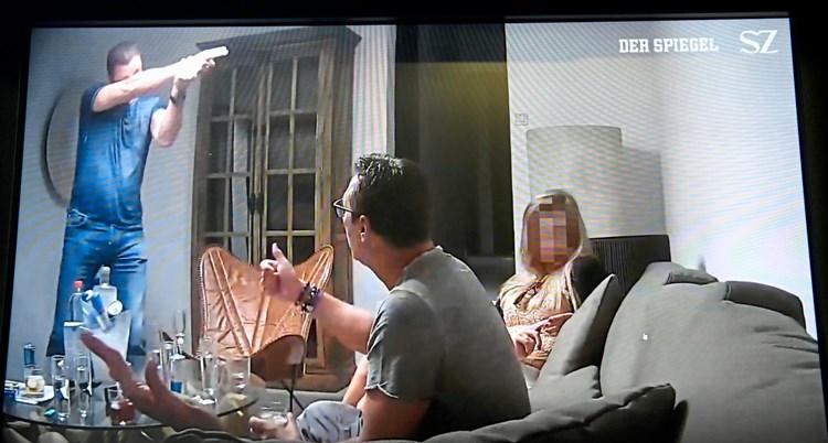 Ibiza Video Strache Blitzt Vorerst Mit Anzeige In