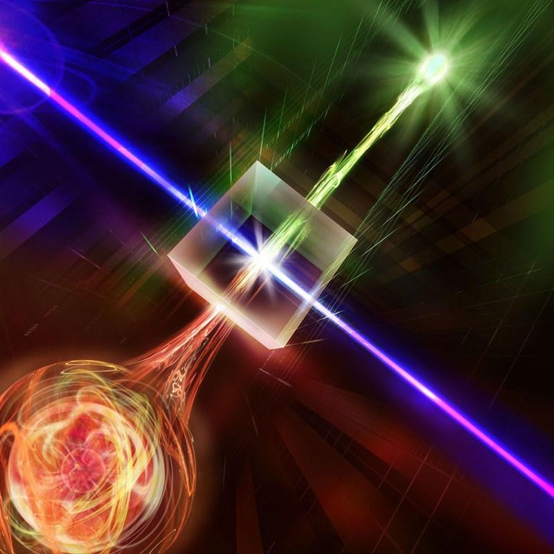 Quantenverschränkung: 50 Kilometer weite Übertragung gelungen