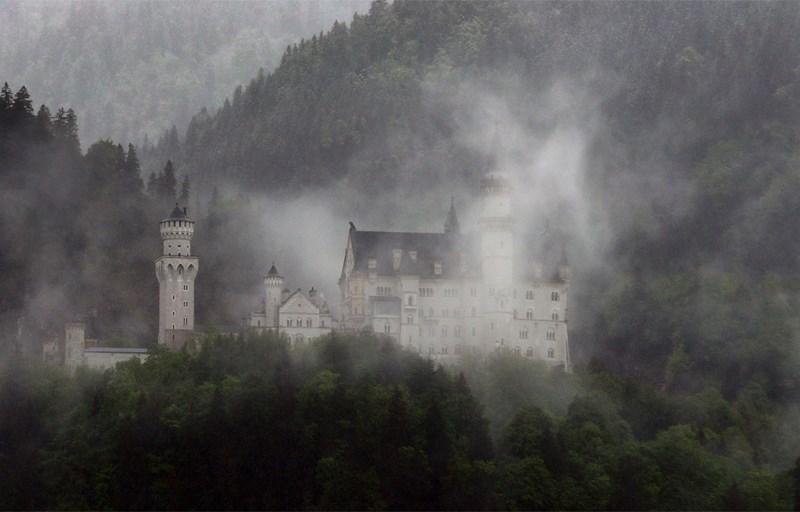 Sensationsfund: Forscher entdecken lange gesuchten Grundstein von Neuschwanstein