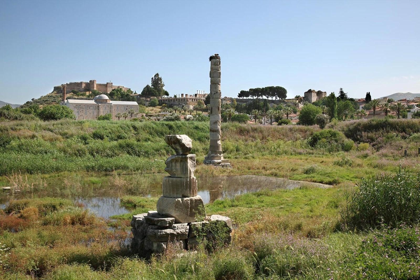 Das Weltwunderpuzzle von Ephesos – derStandard.at