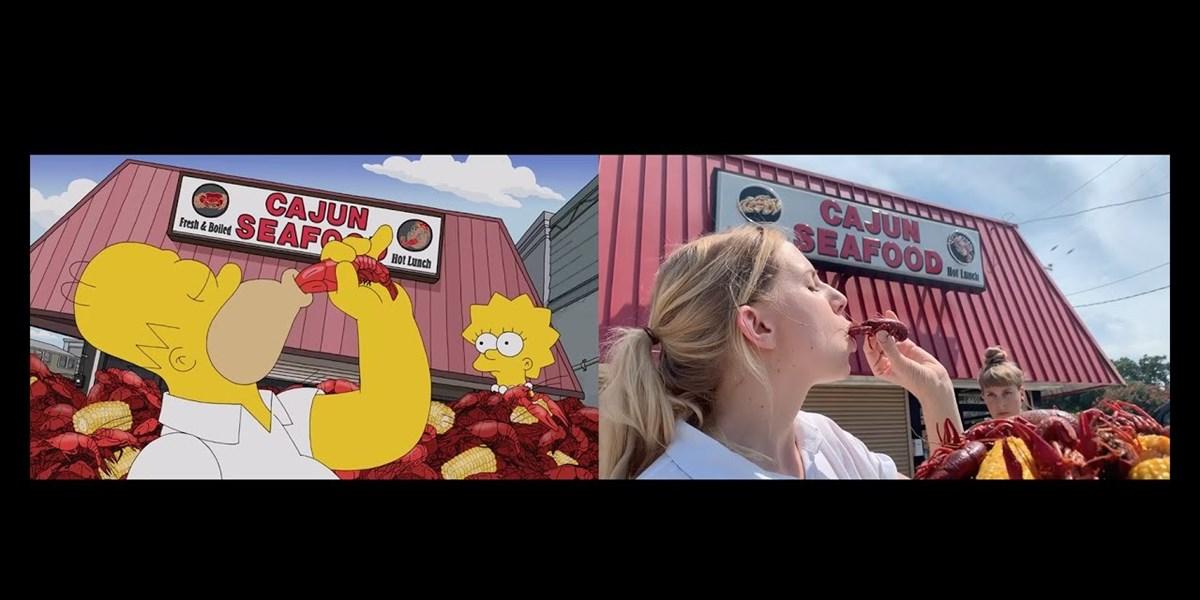 New Orleans: Fressvideo zweier Schweizerinnen geht viral