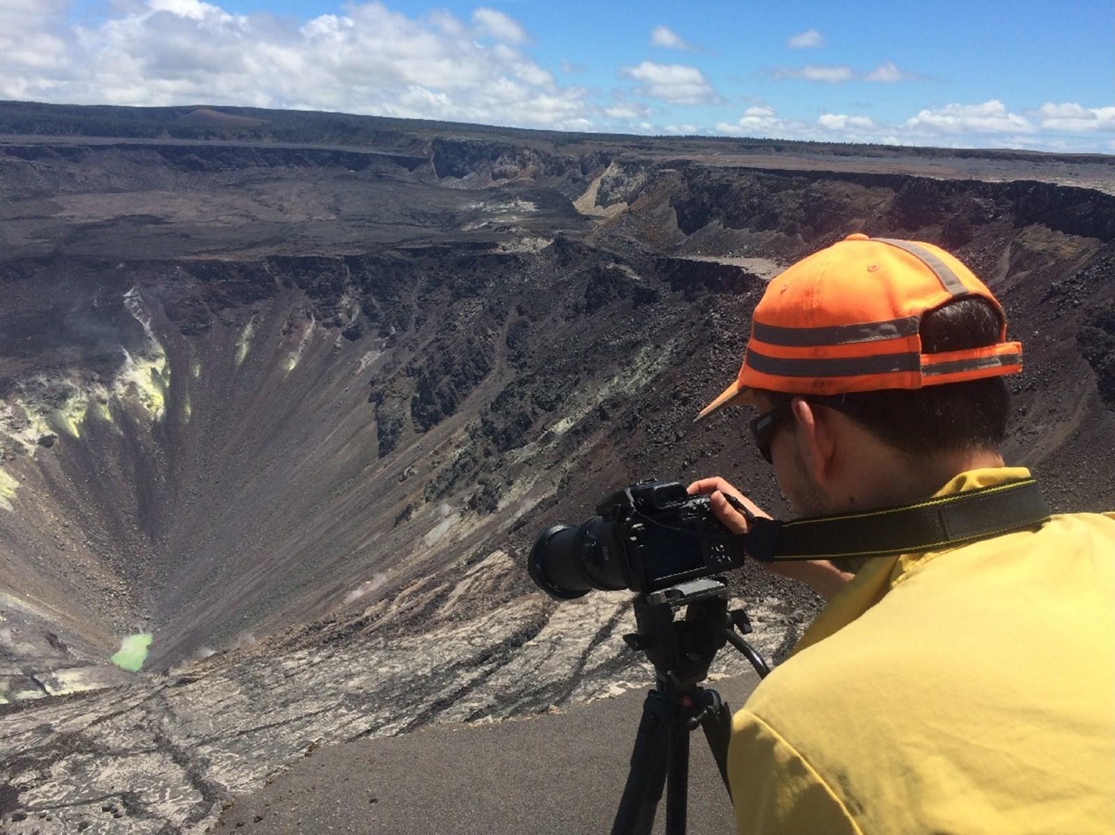 Phänomen: Wachsender Vulkansee versetzt Geologen in Erstaunen – derStandard.at