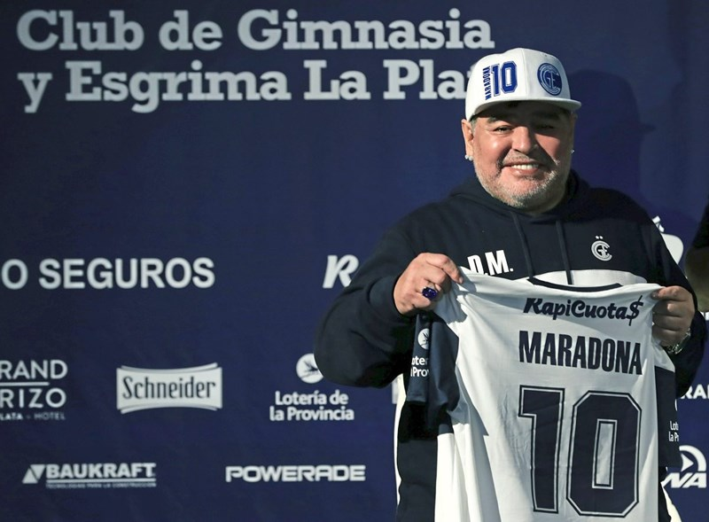 Messias Maradona: Jubel, Tränen, Rosenkranz