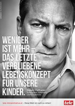 "TV-Magazin ""Tele"" startet Klimainitative"