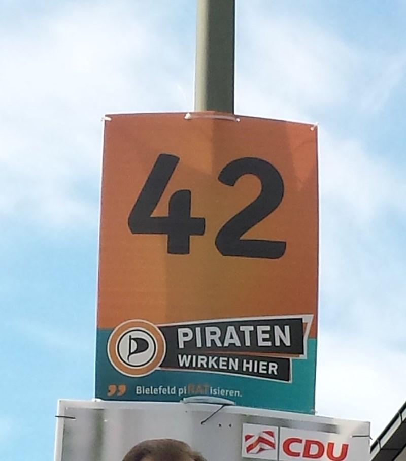Endlich: Das Rätsel um die Zahl 42 ist gelöst