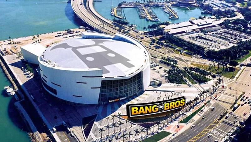 BangBros Center: Pornofirma will Namensrechte für Miami-Heat-Stadion kaufen