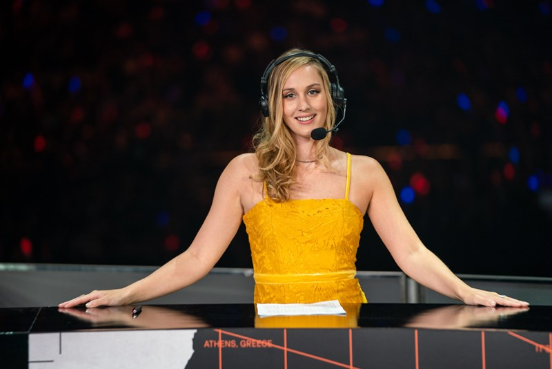 "E-Sport-Moderatorin: ""E-Sport hat mehr Zuseher als viele Sportarten"""