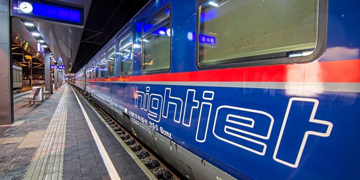 Kooperation mit ÖBB: Deutsche Bahn prüft Comeback der Nachtzüge