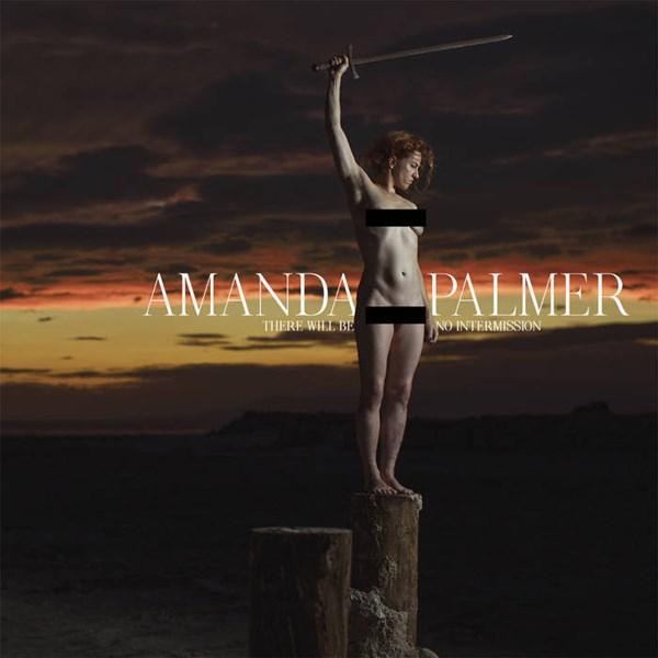 Brüste und Schamhaare: Apple und Facebook zeigen Amanda Palmer-Cover nur zensiert - derStandard.at
