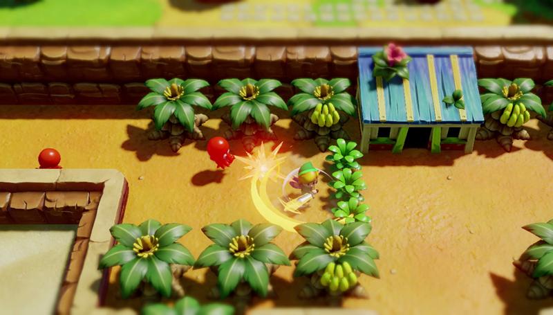 """""""The Legend of Zelda: Link's Awakening"""" im Test: Ein Remake zum Verlieben"""