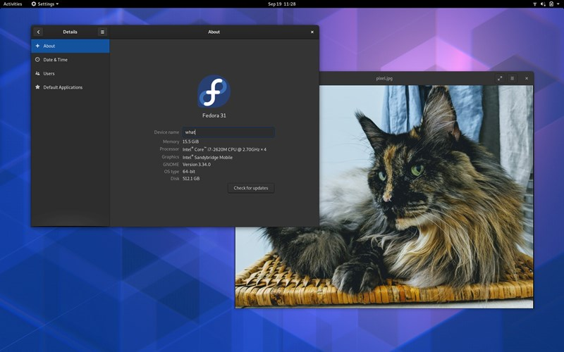 Fedora 31 Beta: Linux-Distribution streicht 32-Bit-Version