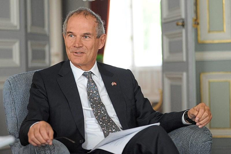 Britischer Botschafter in Wien glaubt an einen Brexit-Deal