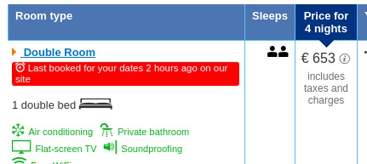 Your.Booking.Com Meine Buchung Einsehen