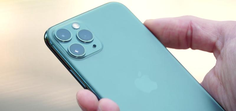 iPhone 11 Pro im Test: Drei Kameras für ein Halleluja