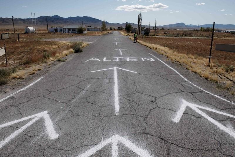So lief das irre Netzevent rund um Area 51