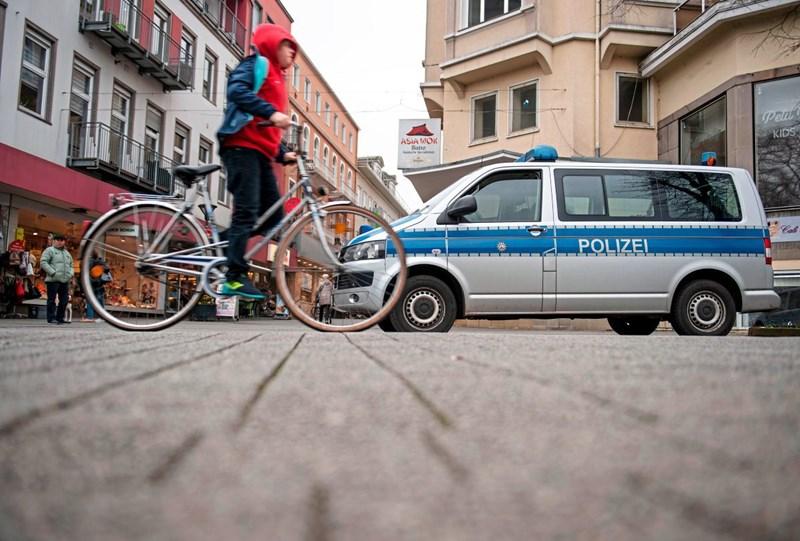Leiche unter Terrasse von deutscher Bäckerei entdeckt