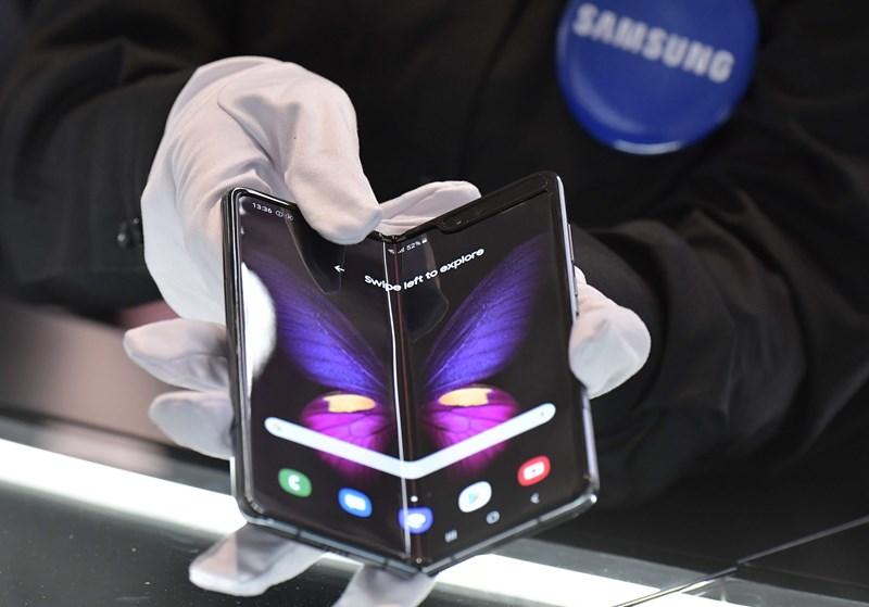 Galaxy Fold: Auch die neue Version ist stark für Beschädigungen anfällig