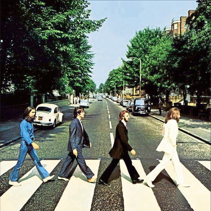 """50 Jahre """"Abbey Road"""": Im Gänsemarsch zum Scheidungsrichter"""