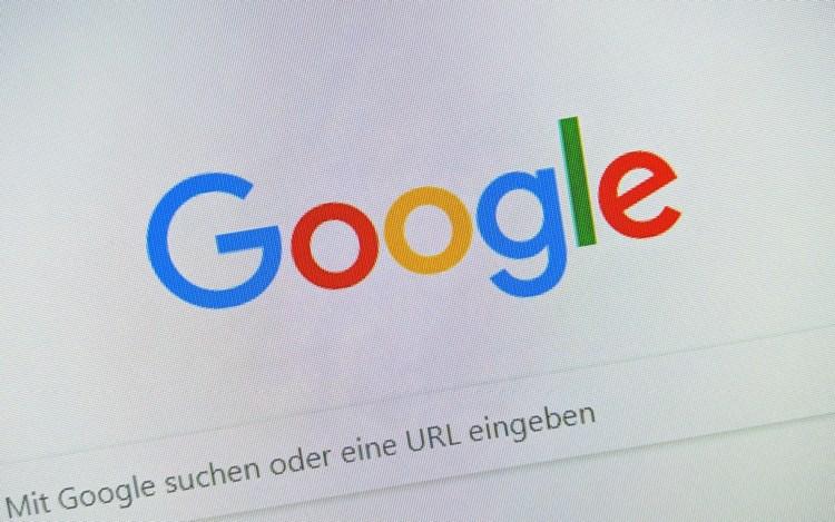 in google suchen oder url eingeben