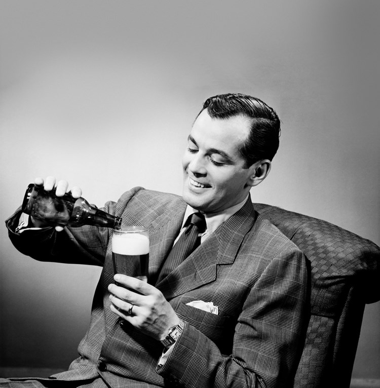 Bier – ein Männergetränk?