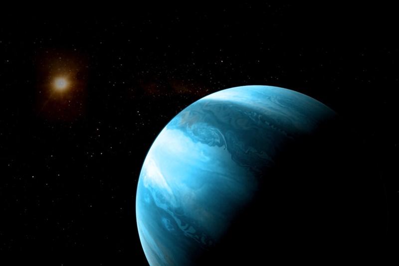 Diesen Planeten dürfte es eigentlich nicht geben