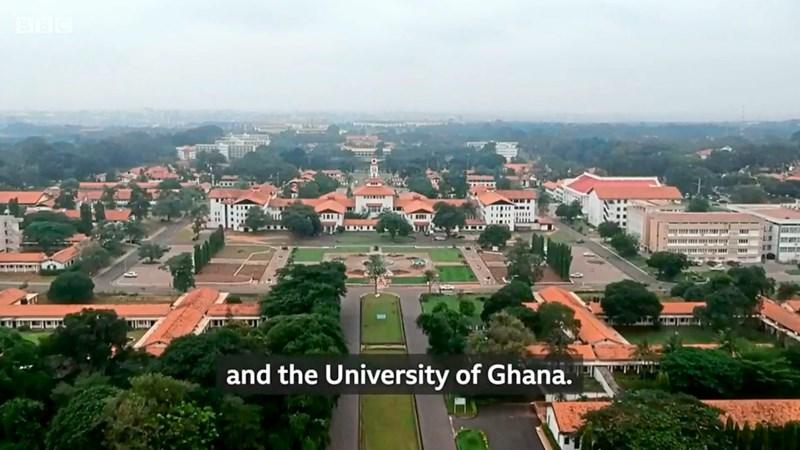 Belästigung und Missbrauch für gute Noten an westafrikanischen Unis