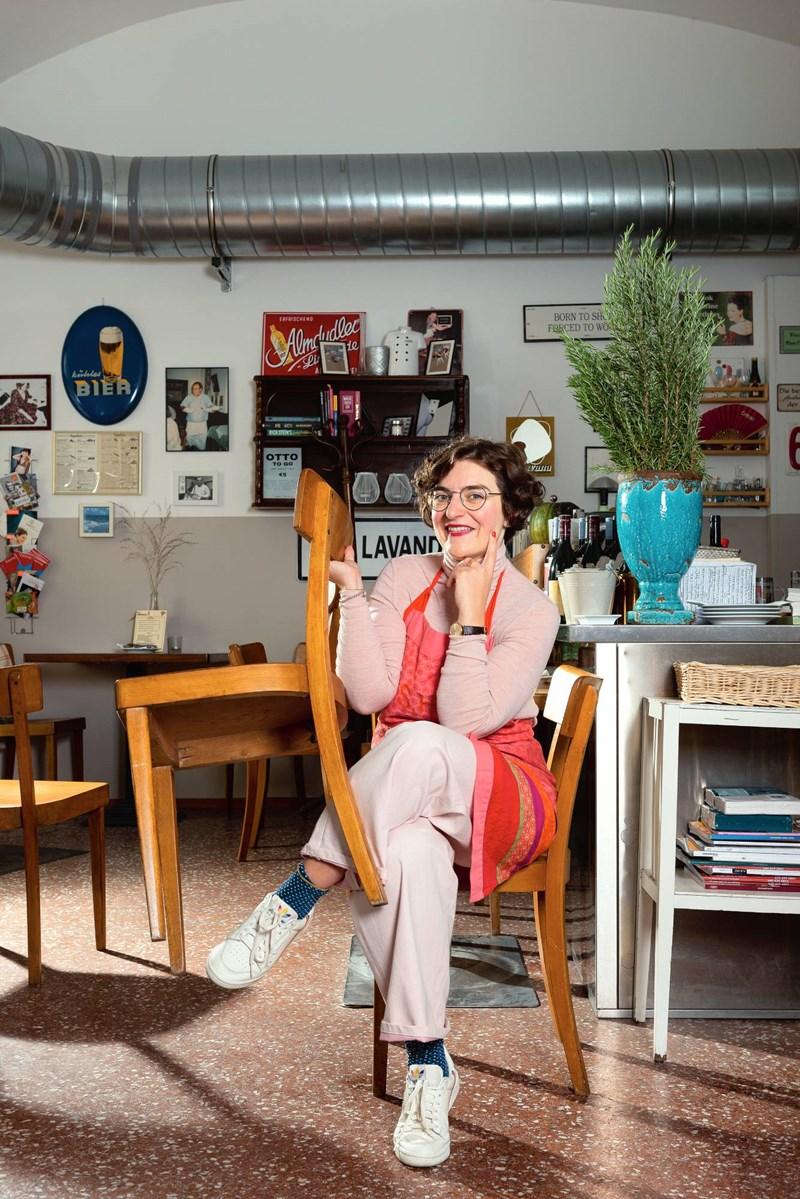 """Stefanie Herkner: """"Mein Gasthaus ist eine Art Wohnzimmer"""""""