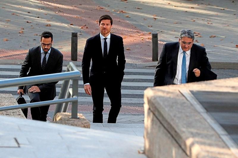Xabi Alonso droht hohe Haft- und Geldstrafe wegen Steuerhinterziehung