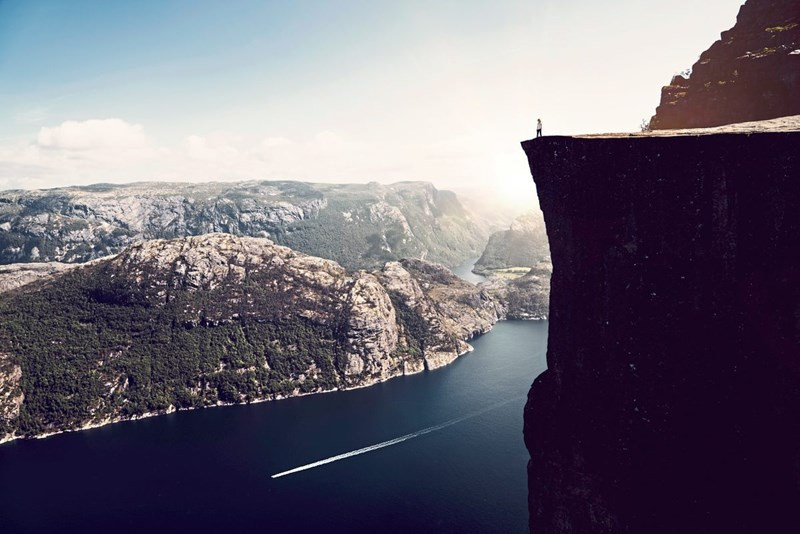 In Norwegen wird die Einsamkeit zelebriert – und verarscht