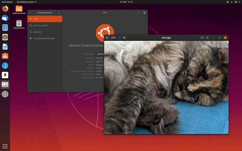 Ubuntu 19.10 ist da: Neue Generation der Linux-Distribution mit kontroversen Neuerungen