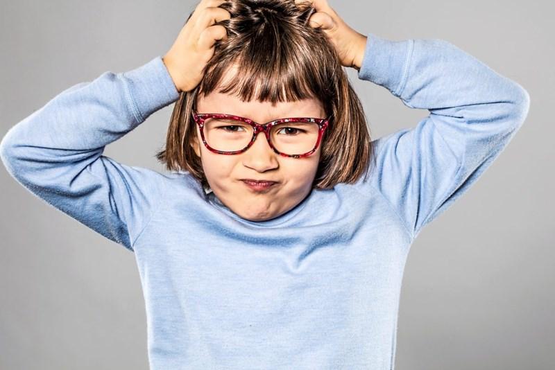 Unbemerkt: Wenn Kinder schlecht sehen