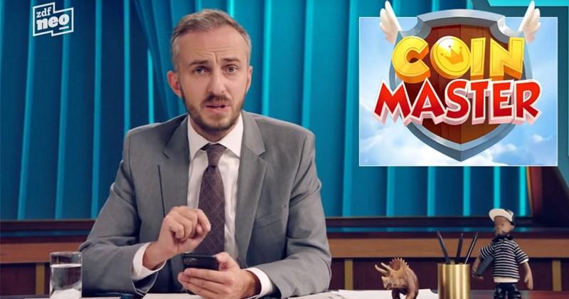 """Erfolg für Böhmermann: Umstrittenem Mobile-Game """"Coin Master"""" geht es an den Kragen"""