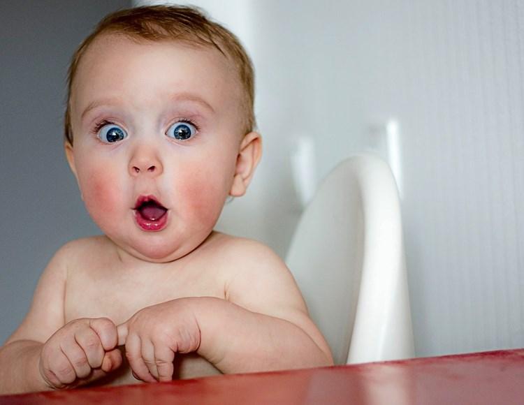 Babys lernen durch Überraschungen - Baby-Gesundheit - derStandard ...