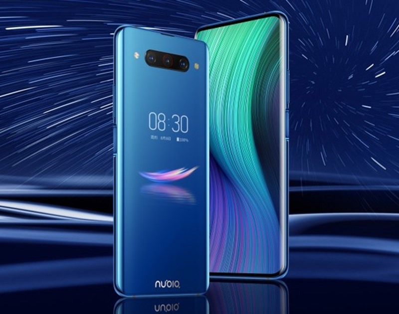 Nubia Z20: Mittelklasse-Smartphone mit Zweit-Display in Europa gestartet