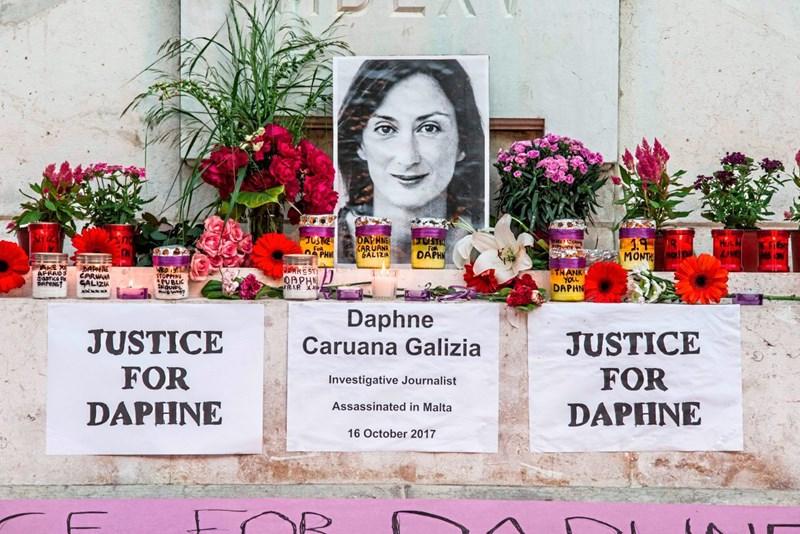 Malta: Mord an Journalistin Daphne Caruana Galizia seit zwei Jahren ungestraft