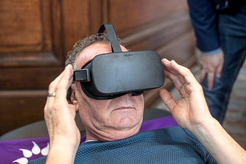 Frankfurter Buchmesse: Geschichten erzählt von KI, erlebt mit VR-Brille