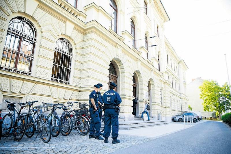 Sieben Jahre Haft für islamistischen Prediger in Graz