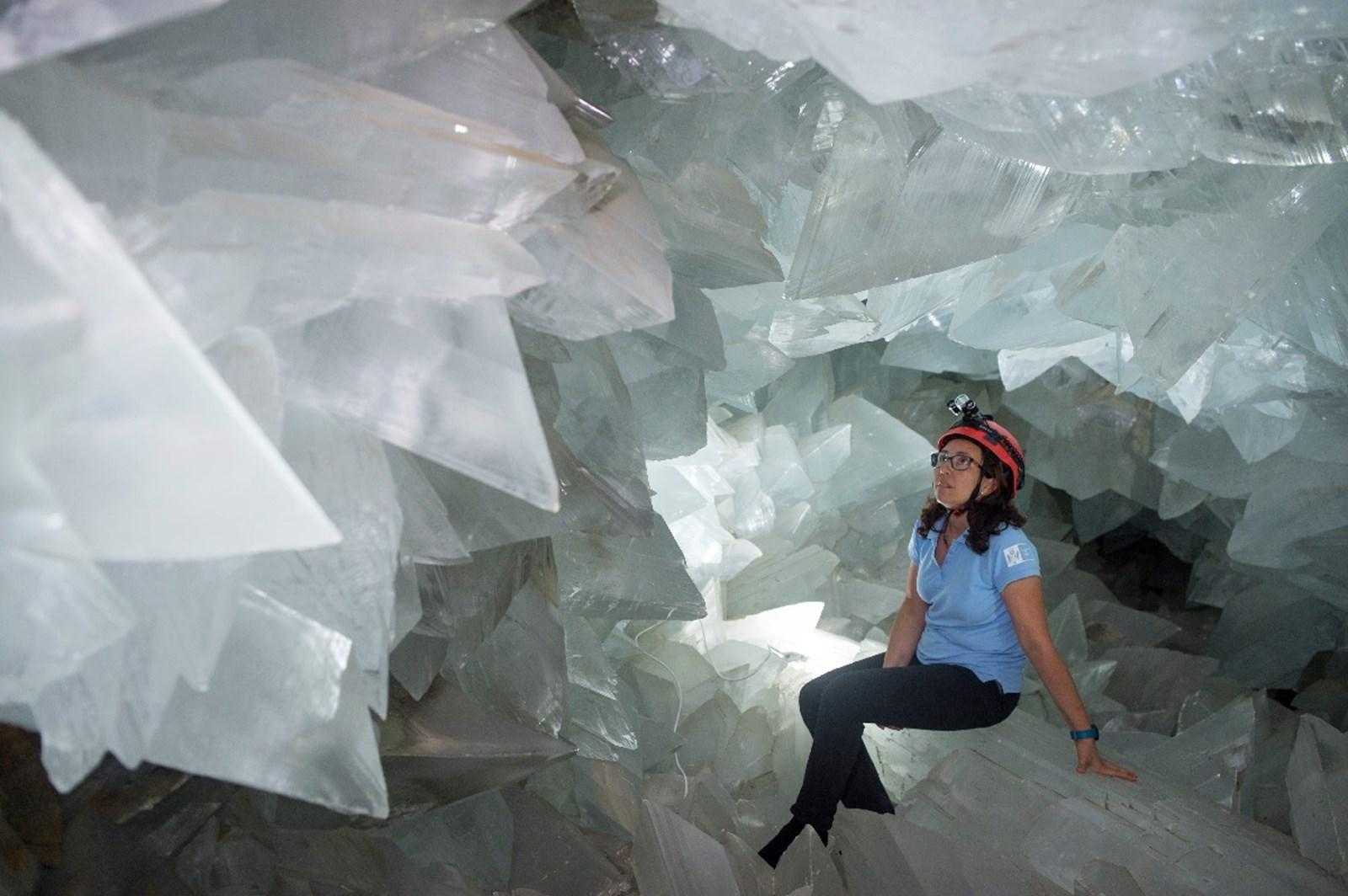 Wie die surreale Kristallhöhle von Pulpí entstand – derStandard.at