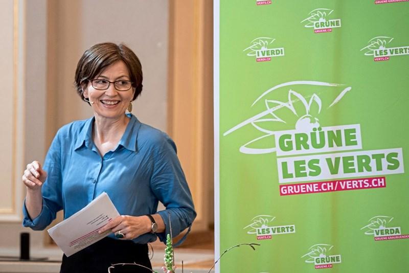 Parlamentswahl: Die grüne Welle rollt auch auf die Schweiz zu