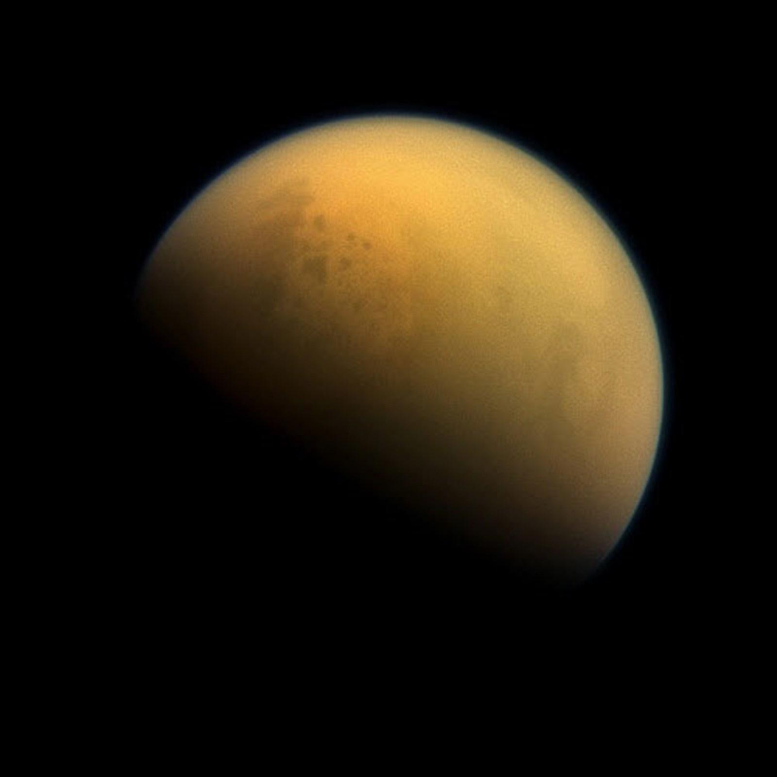 Die Sanddünen des Titan geben weiterhin Rätsel auf – derStandard.at