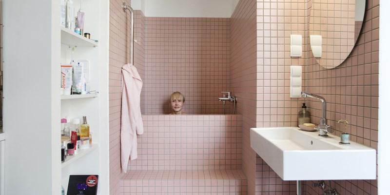 """Bettina Kogler: """"Ich habe das kleinste Hallenbad Wiens"""""""
