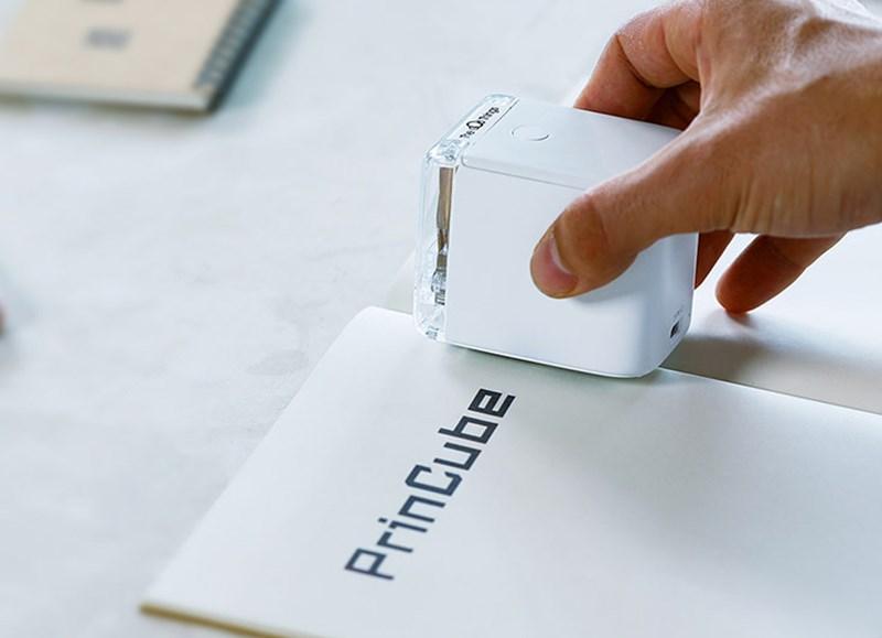 Indiegogo-Hit: Winziger Drucker soll sogar Haut bedrucken